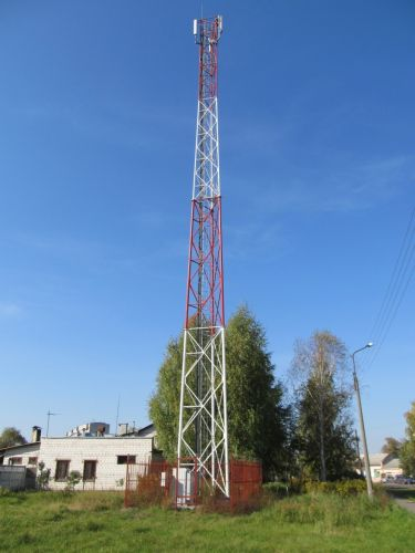 Радиус действия базовой станции сотового оператора